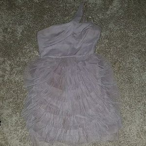 Grey colored Dress worn once